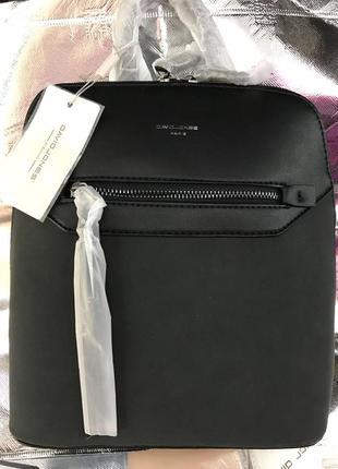 Рюкзак david jones (black)