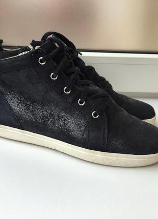 Ботинки caprice 38р 25см кожа германия