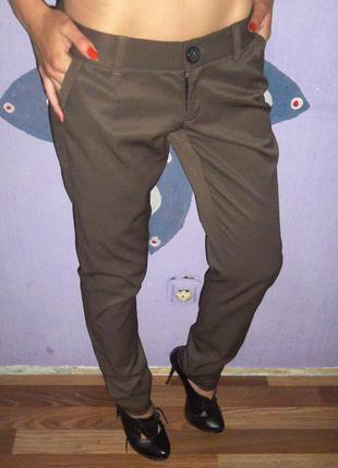 Крутые фирменные штаны ikks