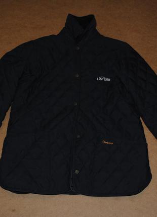 Barbour женская стеганая куртка