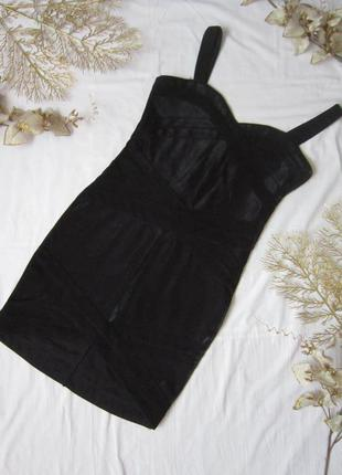 Чорне плаття h&m