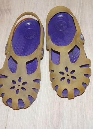 Crocs  шлепки