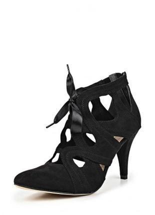 Ботильоны ботинки туфли tamaris