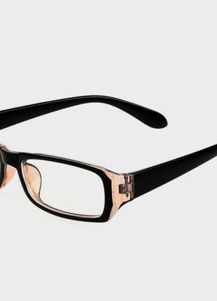 fd6f5e6e0d19 Уценка компьютерные черные глянцевые очки, защитные очки для компьютера для  стиля