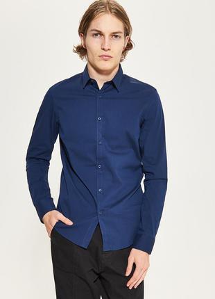 Однотонная мужская рубашка reserved, p. 42