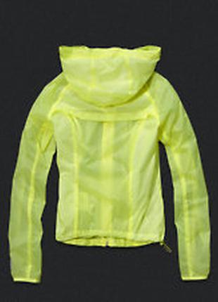 Gilly hicks куртка-дождевик-ветровка