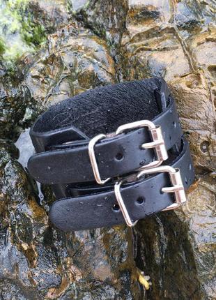 Хит браслет из коллекции кожаных итальянских браслетов