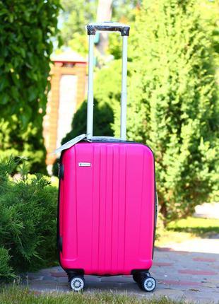 Супер цена! стильный чемодан из поликарбоната франция airtex валіза