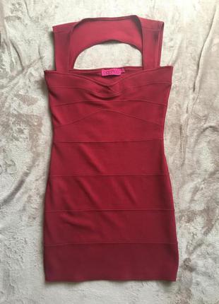 Красное/миди/мини платье/короткое/по талии/нарядное