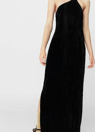 Платье из  бархата 👗