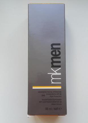 Улучшенный увлажняющий крем для лица  spf 30 mkmen от marykay. оригинал! + подарок