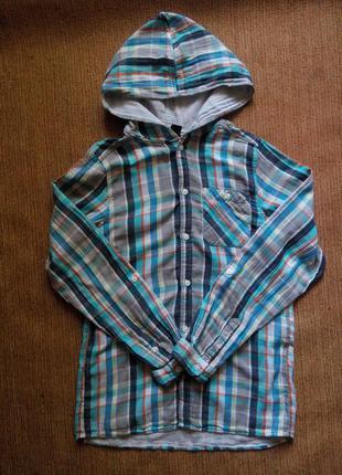 Крутая рубашка h&m