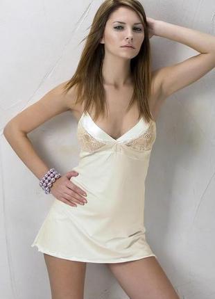 Элегантные короткие сорочки miss fabio, польша. оригинал