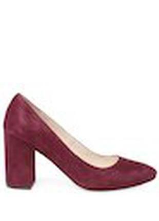 Туфли на каблуке cole haan р.37,5