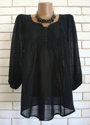 Распродажа! блузка шифон next uk6 в идеальном состоянии