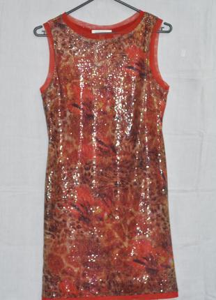 Платье waggon ( xs)