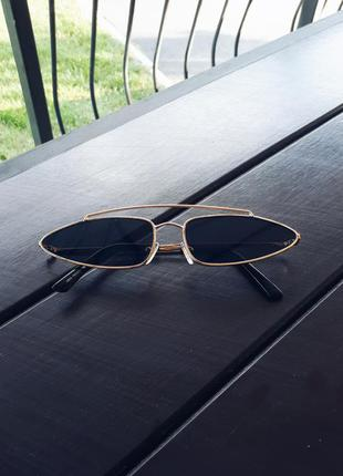 Солнцезащитные очки в стиле ретро винтаж тренд сезона
