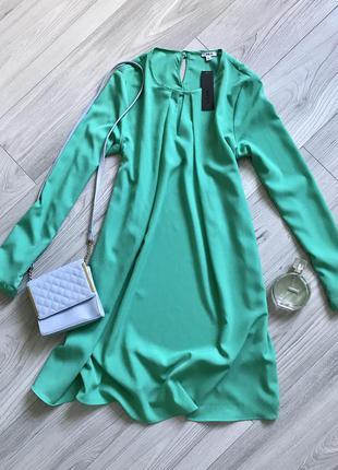 Шикарное летнее шифоновое платье jhiva