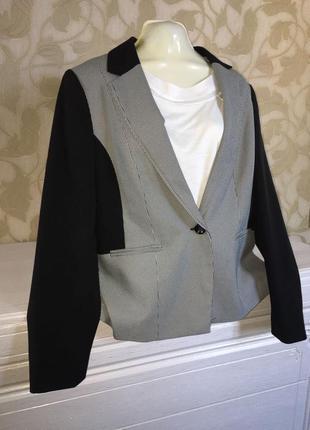 Классический модный пиджак