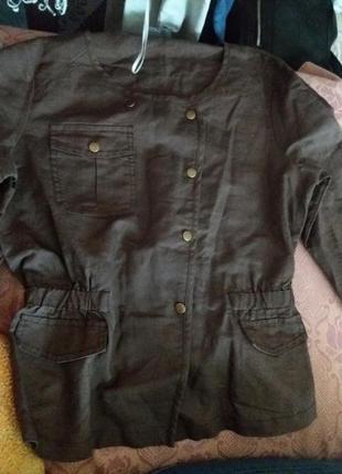 Рубашка пиджак yessica