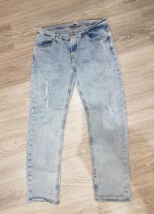 Продам стильные джинсы-бойфренд