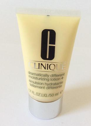 Clinique уникальное увлажняющее средство dramatically different moisturizing lotion 50мл
