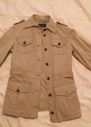 Стильный пиджак massimo dutti