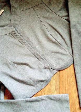 Стильное фирменное болеро пиджак размер l/xl