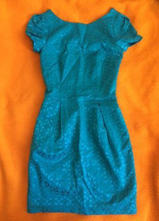 Приталенное платье love republic