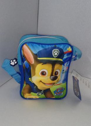 Новая сумка для мальчиков paw patrol