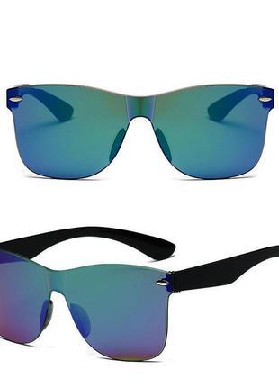 Эффектные очки 100% uv защита. недорого.