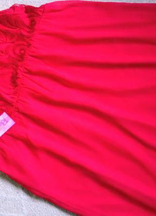 Новое шикарное нарядное платье сарафан р.l/xl для беременных и не только