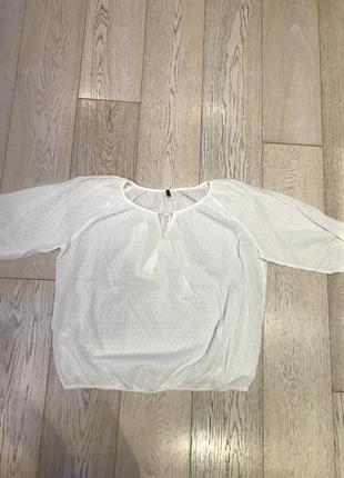 Блуза/ рубашка  в стиле бохо