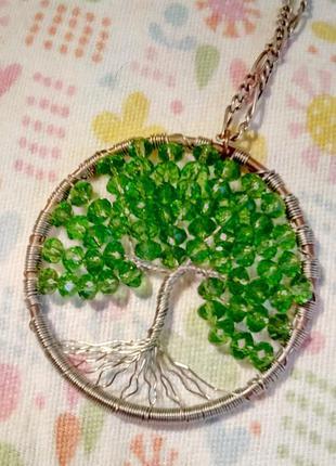 """Кулон """"дерево жизни"""" под заказ"""