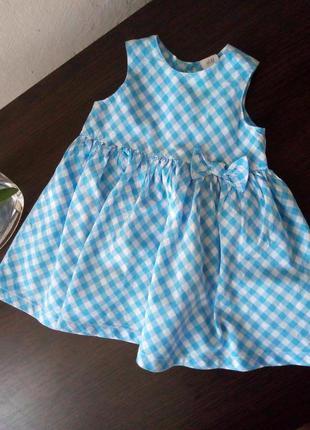 Детское платье5