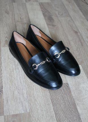 Туфли topshop лоферы туфлі
