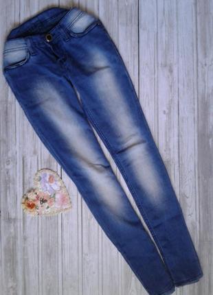 Джинсы скинни от gloria jeans