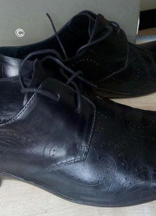 Мужские кожаные туфли carnaby (оригинал)