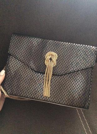 Классная сумочка-клатч