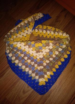 Оригинальный бактус,шаль,платок,шарф