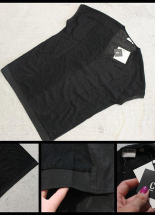 Object.базовая удлиненная футболка.туника.
