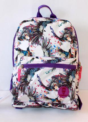 Рюкзак, ранец, городской рюкзак, спортивный рюкзак, птицы, маленький рюкзак