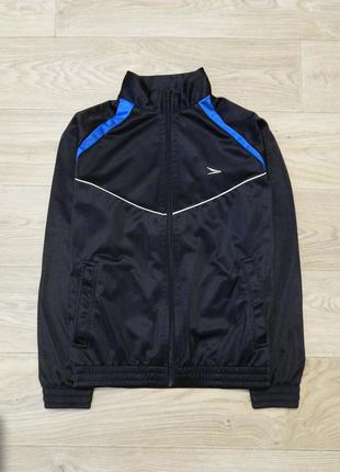 Олимпийка osaga 14 лет, 164 см. идеальное состояние, куртка, спортивная