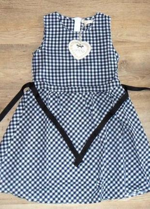Сарафан-платье для девочек.