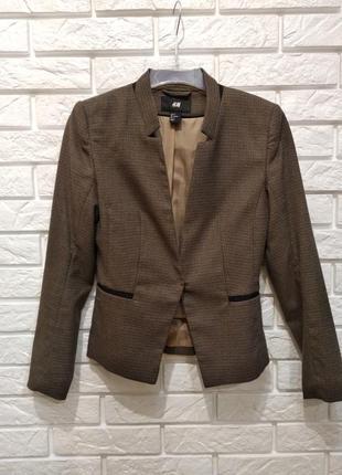 Очень стильный пиджак h&m