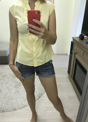 Рубашка блузка очень красивая