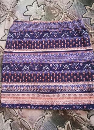 Летняя юбка new look