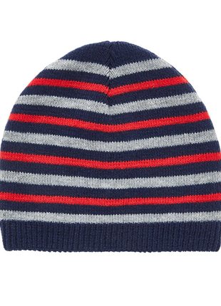 Детская шапка 3 6 9 12 месяцев демисезонная шапочка для малышей mothercare