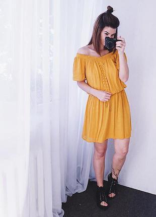 Новое с биркой платье primark