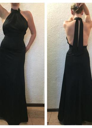 Вечернее платье в пол zarawoman 38